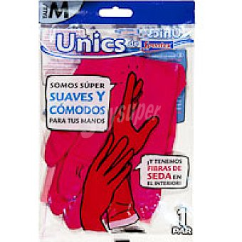 Spontex Guante Unics comfort talla mediana Pack 3 unid