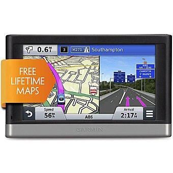 GARMIN Nuvi 2447LM navegador GPS con mapas de Europa