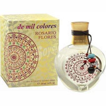 Rosario Flores Colonia de mujer Frasco 100 ml