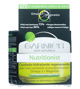 Garnier Cuidado Hidratante diario para pieles normales/mixtas 50 ml