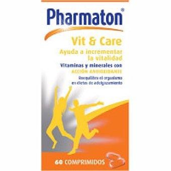 PHARMATON Vit&care Caja 60 unid