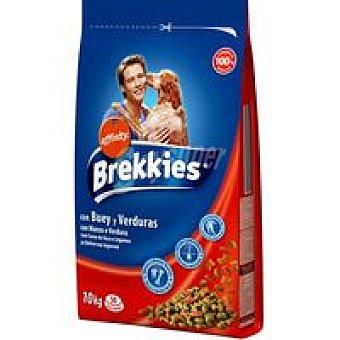 Brekkies Affinity Mix de buey Saco 10 kg