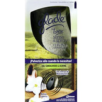 Glade Brise Ambientador primavera Sense & Spray Pack 1 unid