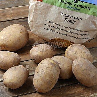 Calidad Y Origen Patata para freir Malla de 3 kg