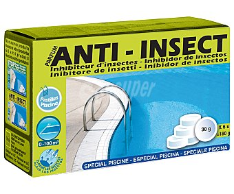 SPOOL Repulsivo Anti-insectos a base de aceites esenciales 100% naturales, dosificador de 3 pastillas de 30 gramos 1 unidad