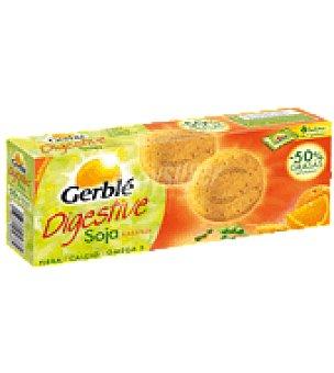 Gerble Galleta digestive soja/naranja 174 g