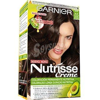 NUTRISSE CREMA Tinte cacao nº 4 caja 1 unidad