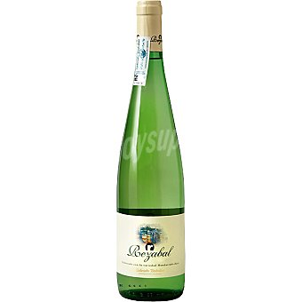 REZABAL Vino blanco txacoli Botella 75 cl
