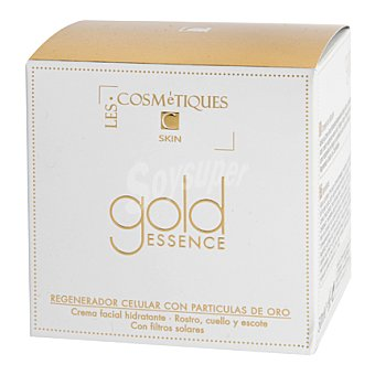 Les Cosmetiques Crema de día con regenerador celular oro 50 ml