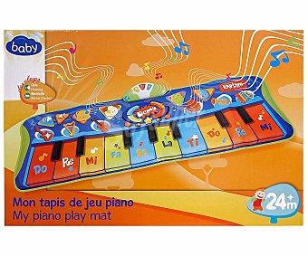 Baby Piano de Tela para Suelo, de colores vivos 1 Unidad