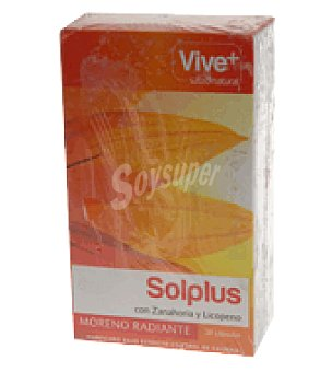 Viveplus Solplus 1 paquete de 30 c