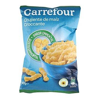 Carrefour Inflados crujientes sabor queso 90 g