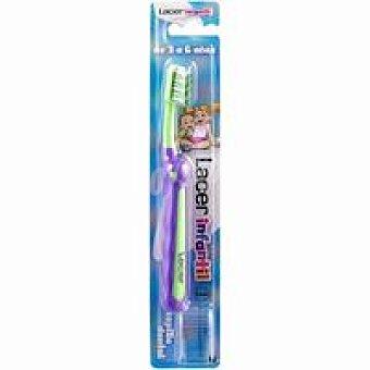 Lacer Cepillo infantil Pack 1 unid