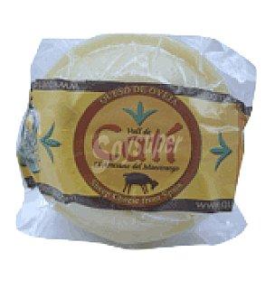 Queso semicurado puro de oveja 390.0 g.