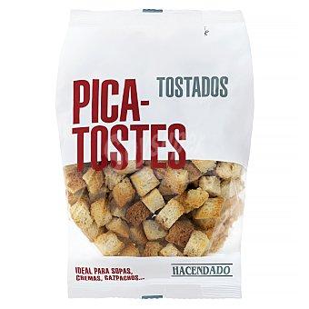 Hacendado Picatostes tostados naturales Paquete 100 g