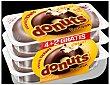 Rosquillas de chocolate Pack 6 x 55 g Donuts