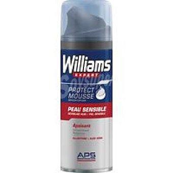 Williams Espuma piel sensible spray 250 ml