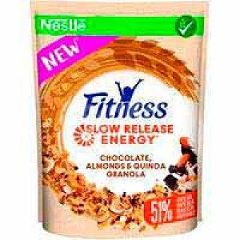 Nestlé Cereales con granola-quinoa-choco nestlé Fitness, bolsa 300 G Bolsa 300 g