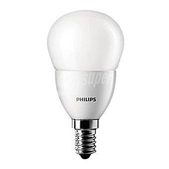 Philips Bombilla esférica led 25W E14 cálida 1 ud