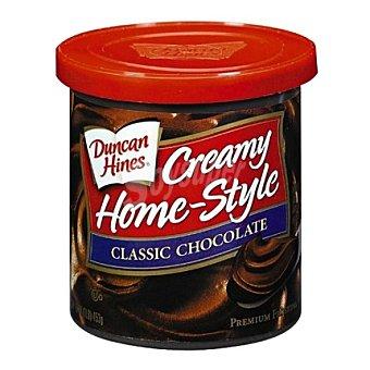 Ducan Hines Cobertura tarta chocolate 453 g