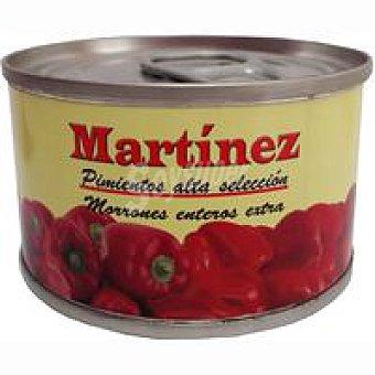 Martinez Pimiento morrón entero Lata 60 g