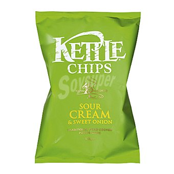 Kettle Patata dulce Pack 4x120 g