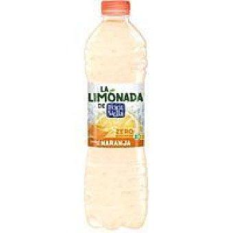Font Vella Limonada con toque naranja Botella 1,25 litros