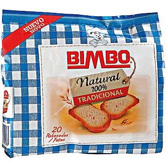 Bimbo Pan tostado tracional Paquete 180 g