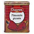 Pimentón picante Lata 75 g Ducros