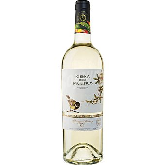 Los Molinos Vino blanco sauvignon blanc D.O. La Mancha botella 75 cl botella 75 cl