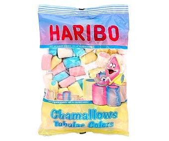 Haribo Nubes tubulares de colores (espumas dulces) 250 gramos
