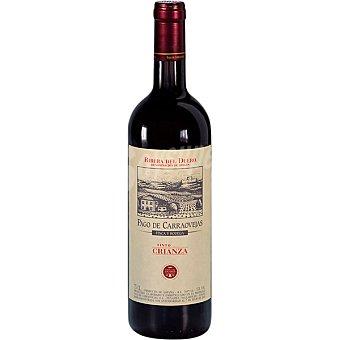 Pago de Carraovejas Vino tinto crianza 2012 D.O. Ribera del Duero botella 75 cl 2012 D