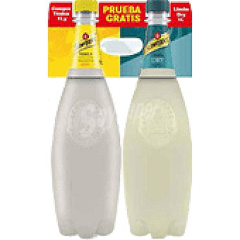Schweppes Pack ton+l.dry 2 LTS