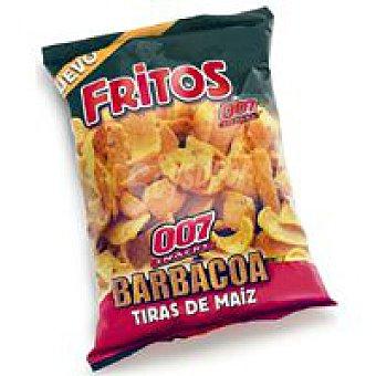 007 Snacks Fritos de maíz Bolsa 130 g