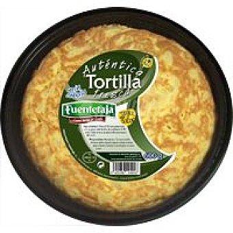 Fuentetaja Tortilla de patata sin cebolla 1 unid