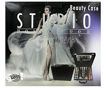 STUDIO HOLLYWOOD Maletín de Maquillaje 1u