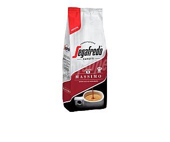 Segafredo Zanetti Café tostado molido Massimo Intensidad 9 Paquete 200 g