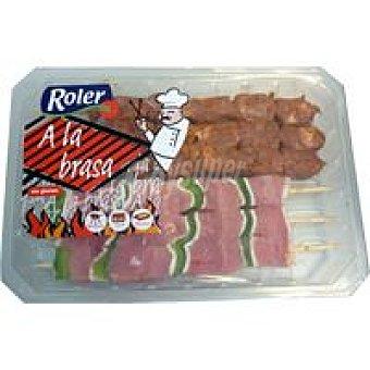 Roler Parrillada mixta de marinados-asados 1 KG
