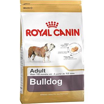 ROYAL CANIN ADULT Bulldog producto especial para perros de raza bulldog adulto bolsa 12 kg Bolsa 12 kg