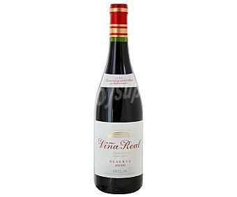 Viña Real Vino tinto reserva D.O. Rioja Botella de 75 cl