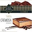 Tarta cremosa de chocolate Caja 550 g Casa Eceiza