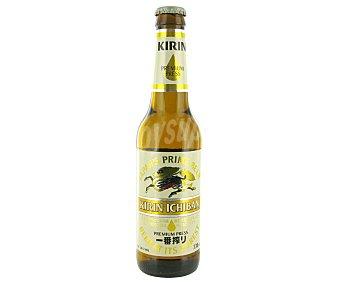 Kirin Ichiban Cerveza japonesa de Importación Botella 33 cl