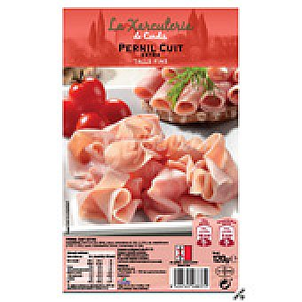 Condis Jamon cocido f.lonch 125 GRS