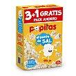 Palomitas micro p4 Estuche de 400 g Popitas Borges
