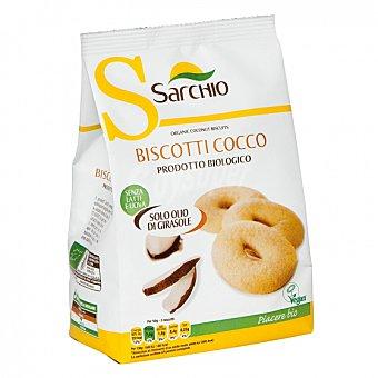 Sarchio Galletas de coco ecológicas Sarchio 250 g