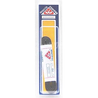 CODYFER Cordones encerados marrones 70 cm
