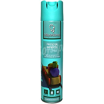 MAYORDOMO ambientador frescor infantil spray 300 ml