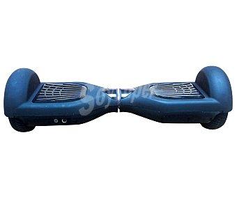"""Orange fish Hoverboard o scooter de autoequilibrio eléctrico con rueda de 6,5"""", bluetooth y luces frontales, color azul FISH."""