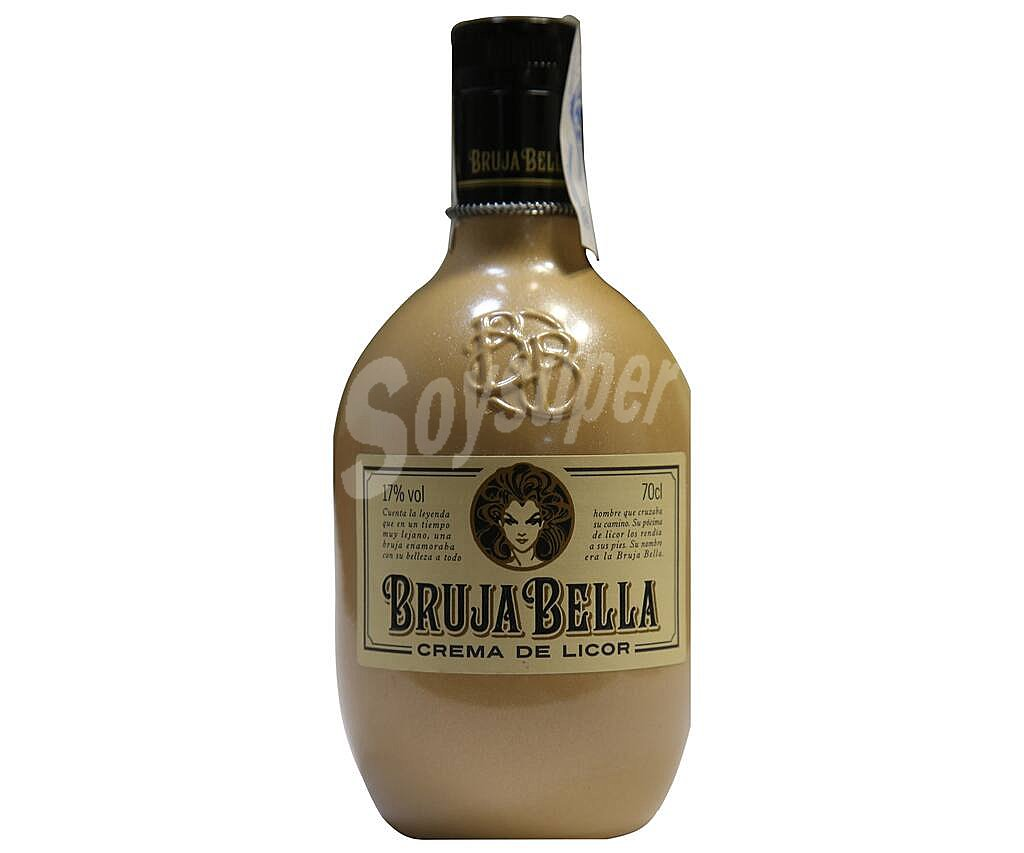Bruja Bella Crema De Licor De Orujo Botella De 70 Cl