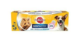 Pedigree Dentaflex Snack dental para perros adultos grandes 120 g